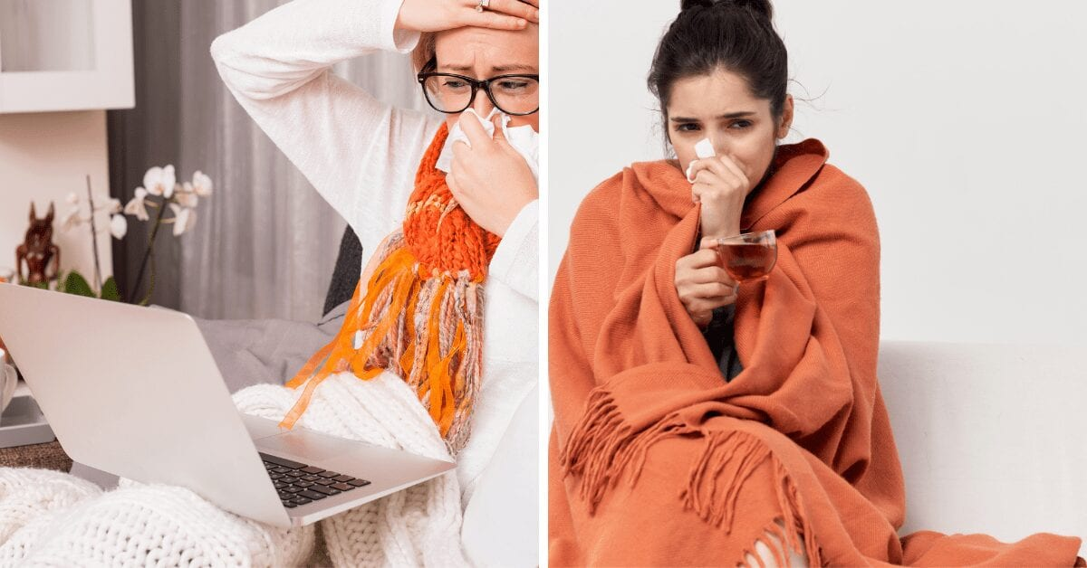 Why Do I Keep Getting Crazy Sick All The Time? 7 Reasons!